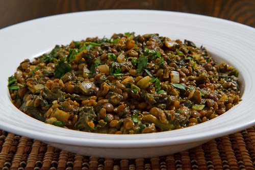 Palak Dal on Closet Cooking