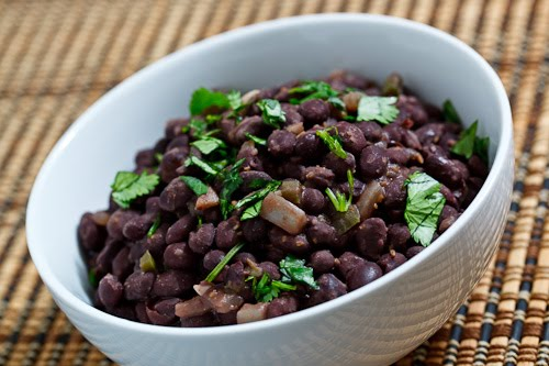 Jalapeno Spiced Black Beans