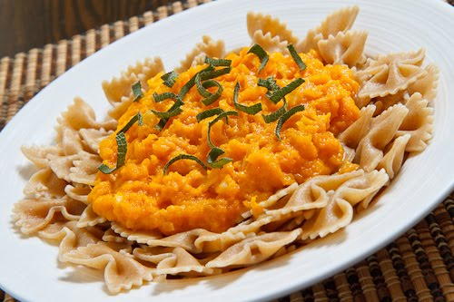 Butternut Parmesan Pasta