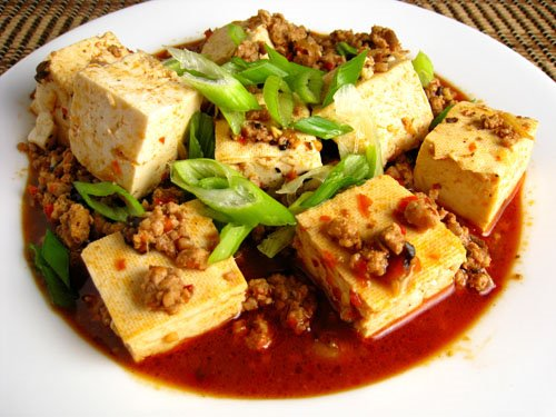 first made mapo tofu or mapo doufu last year and it quickly became ...