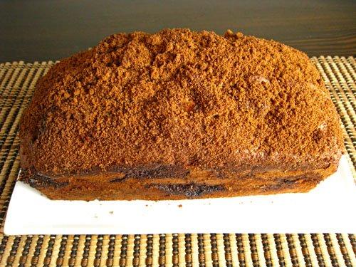 Cinnamon Bread: Loaf