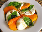 Mango Caprese Salad