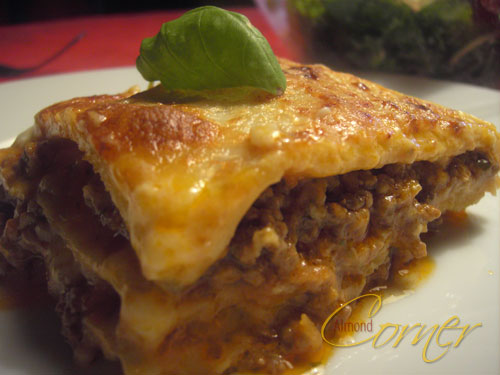 Lasagne al Forno