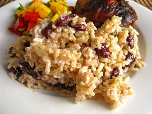 Jamaican Red Beans And Rice Recipes — Dishmaps