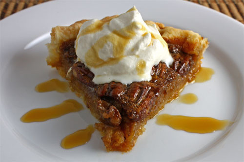 Maple Pecan Pie on Closet Cooking