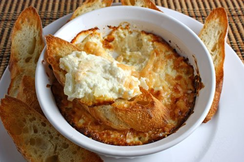 Hot Sweet Onion Dip