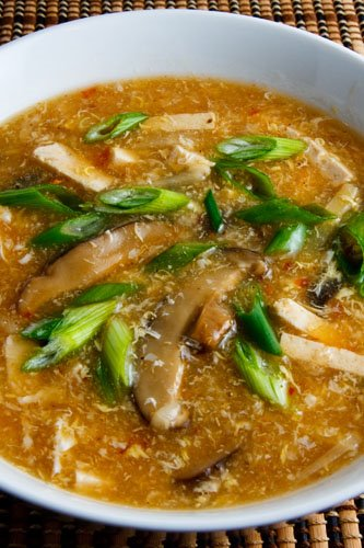 Chinese Spicy Hot And Sour Soup Recipes — Dishmaps
