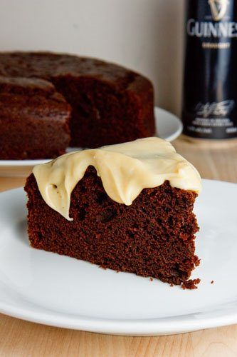 Chocolate Stout Cake with Bailey's Cream Cheese Frosting on Closet ...