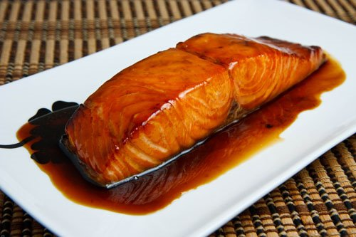 Maple Salmon Marinade Recipe