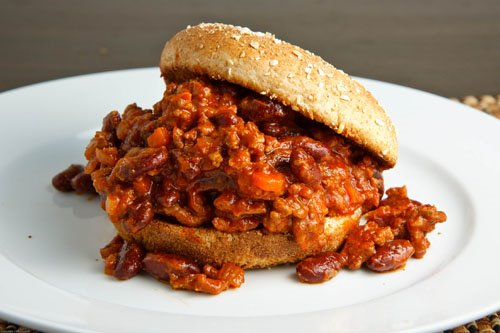 Sloppy Joes (with Beans)