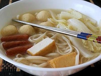 Longevity Noodle Soup