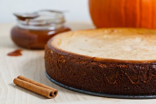 """Pumpkin Pie"" Cheesecake Recipes — Dishmaps"