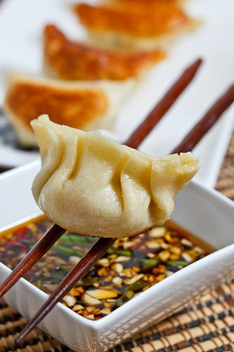 chinese dumplings