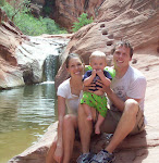 Hiking Red Cliffs