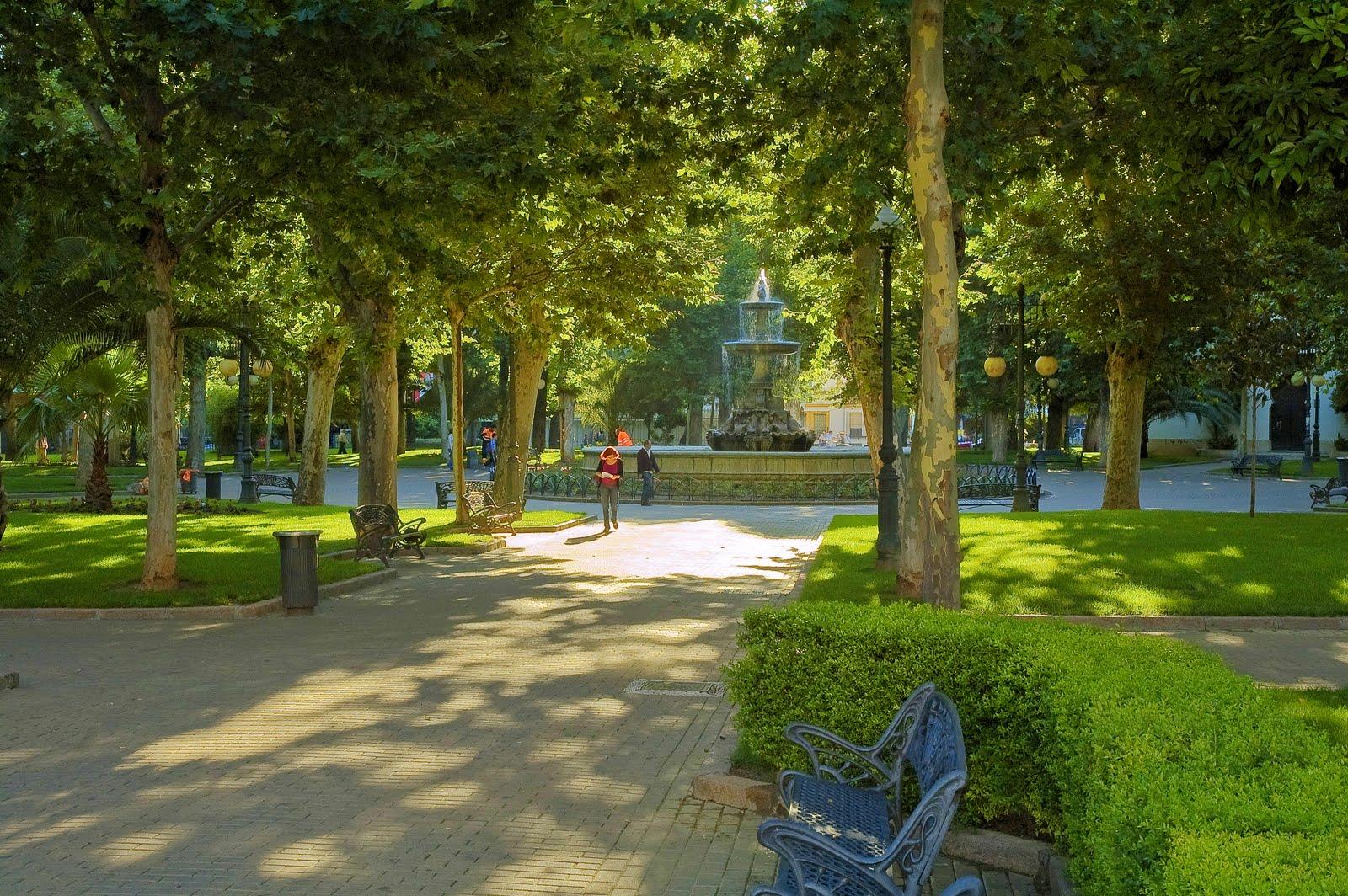 Gruphoto jardines de plaza col n c rdoba - Jardines cordoba ...
