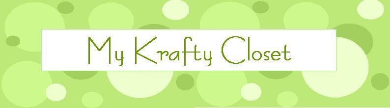 My Krafty Closet