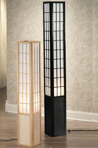 style by amilka japanese lamps. Black Bedroom Furniture Sets. Home Design Ideas