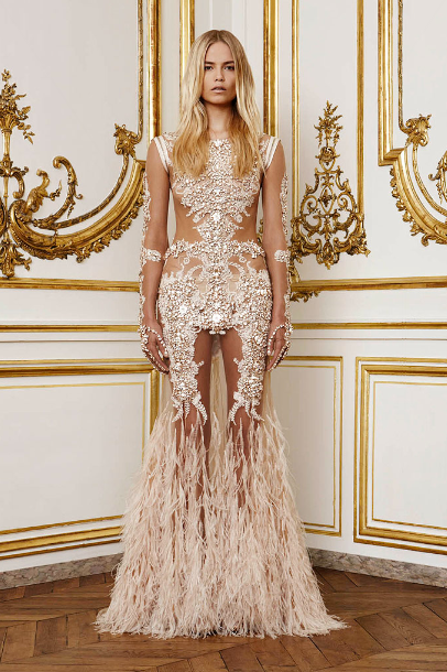 Milk mode givenchy fall 2010 couture givenchy fall 2010 couture junglespirit Gallery