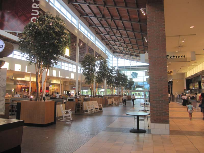 northlake mall charlotte nc sky city retail history