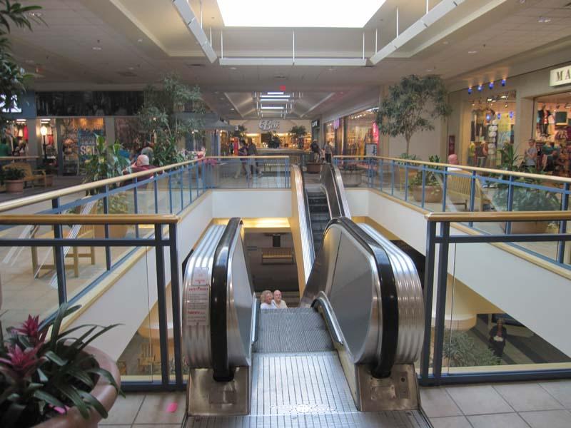 Sky City Retail History Bristol Mall Bristol Va