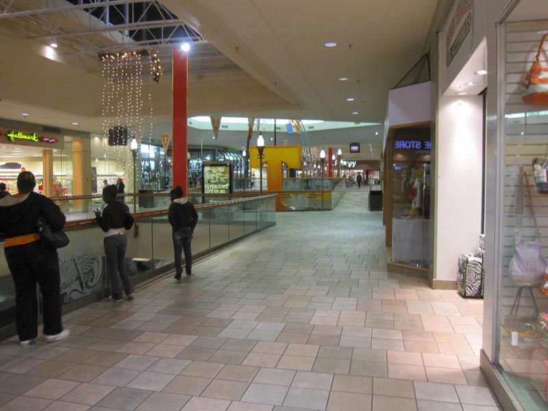Knoxville Center, marketed as East Towne Mall; located in Knoxville, Tennessee, is a super-regional shopping mall serving the Knoxville metropolitan area. The mall opened in , and is located at Exit 8 on Interstate The mall's primary target is the fastest growing area in the market.