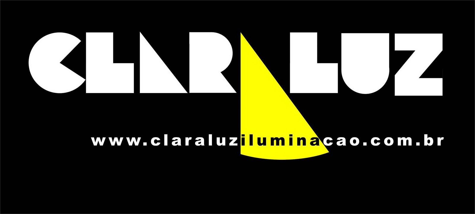 Bem-vindo a Claraluz! A nossa expertise é a Iluminação!