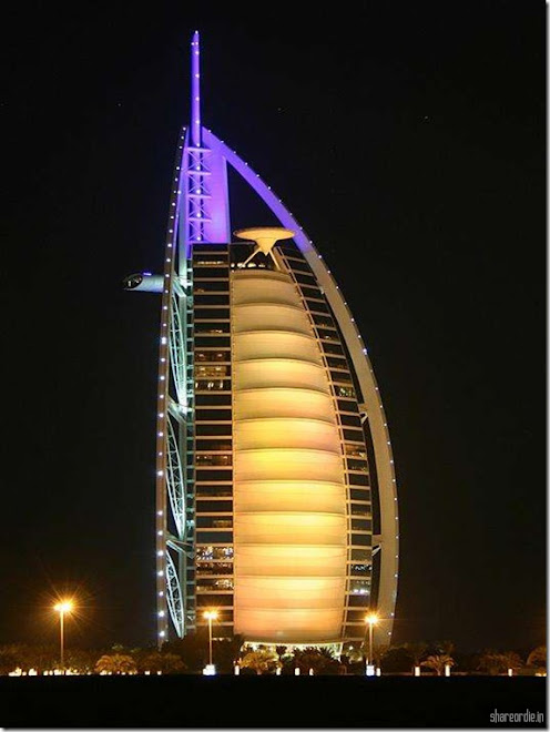 Wonderful Pictures Dubai City