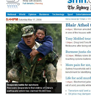 smh.com.au image from website front page