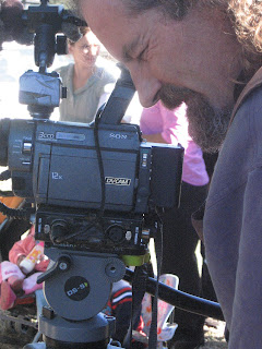 Documentary maker Steve Webber