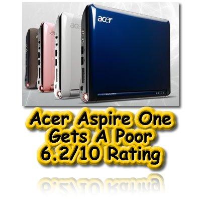 Acer Aspire One, Netbook, Notebook, Laptop