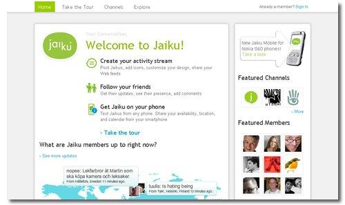 Jaiku, Unlimited Invitations