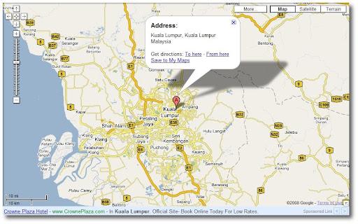 Google AdSense, Google Maps