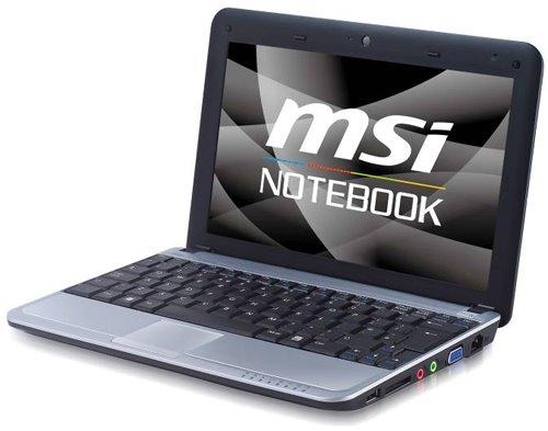 notebooks, notebook, netbook, msi u115 hybrid