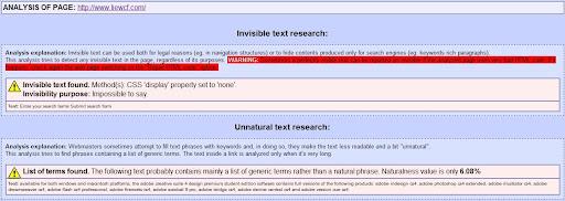 LiewCF is a Splog/Spam Blog