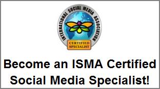 Certified Social Media Expert/Specialist
