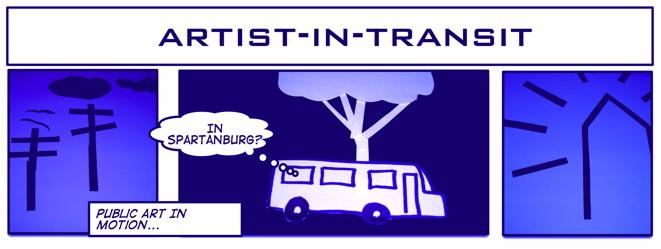 Artist-in-Transit