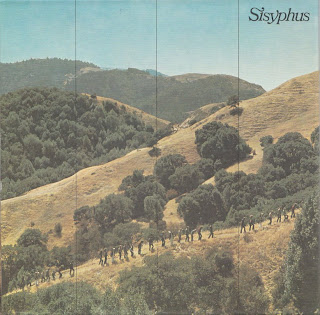 COLD BLOOD - SISYPHUS (SAN FRANCISCO 1970) Jap mastering cardboard sleeve