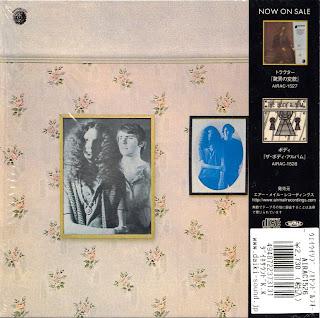 THE WAY WE LIVE - A CANDLE FOR JUDITH (DANDELION 1971) Jap mastering cardboard sleeve + 11 bonus
