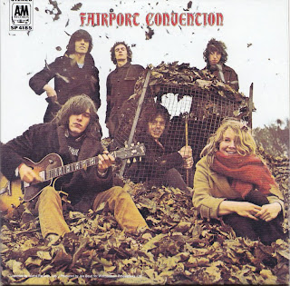 FAIRPORT CONVENTION - FAIRPORT CONVENTION (A&M 1969) Jap mastering cardboard sleeve + 3 bonus