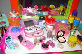 CAMARIM KIDS - Salão Infantil na sua festa = Salão de beleza infantil na sua festa!!!