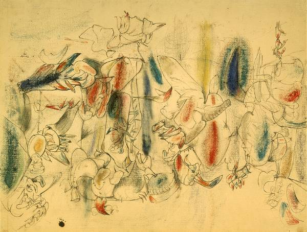 Andre Breton Drawings Andre Breton Called Liver The
