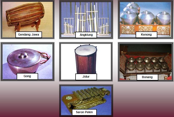 Gambar 10 : Alat Muzik Kuda Kepang