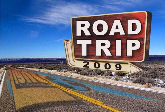 ROAD TRIP '09