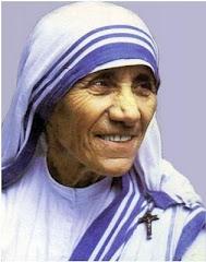 Beata Teresa de Calcuta. Ruega por nosotros.