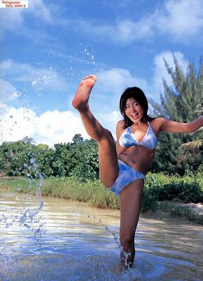 Megumi Yasu : Beautiful Japanese Model
