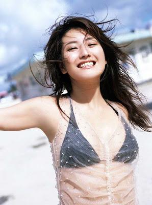 Haruna Yabuki : Sexy Asian Bikini Idol