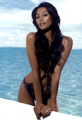 Anggun Cipta Sasmi on Anggun Cipta Sasmi Is An Indonesian Singer Songwriter With French