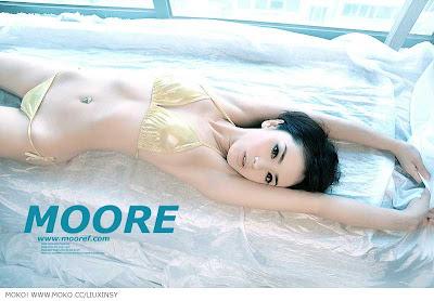 Liuxinsy  : Hotties Sexy MOKO Girls
