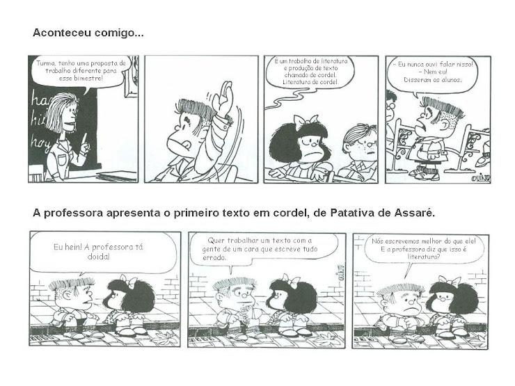 Quadrinhos: