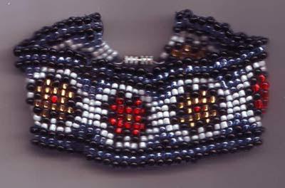 бисер браслеты